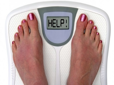 Porque você está recuperando todo o peso que perdeu