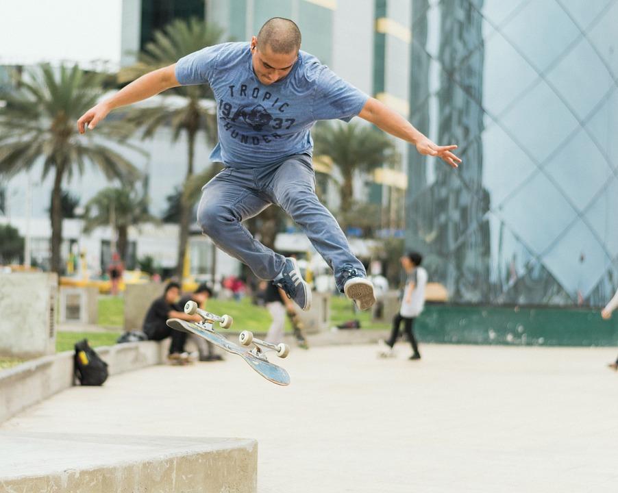 skateboard emagrece