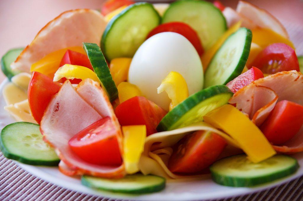 Dieta japonesa cardápio