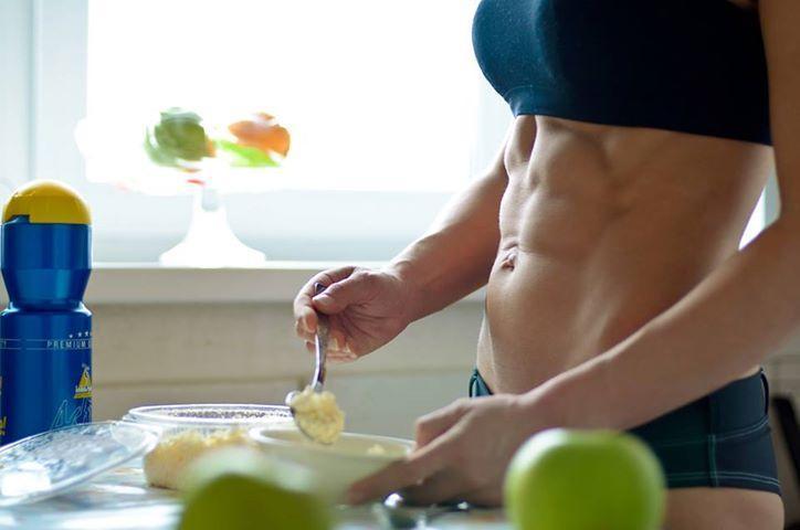 pré treino alimentos