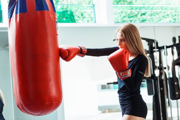 boxe feminino emagrece